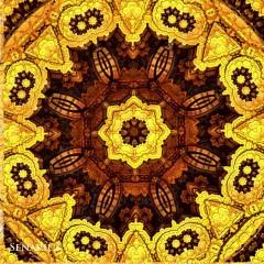 Salon d'or - Senarius, #fractal, #digitalart