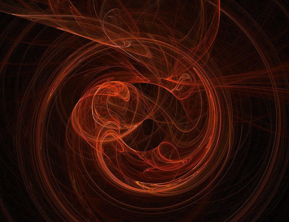 flame-fractal