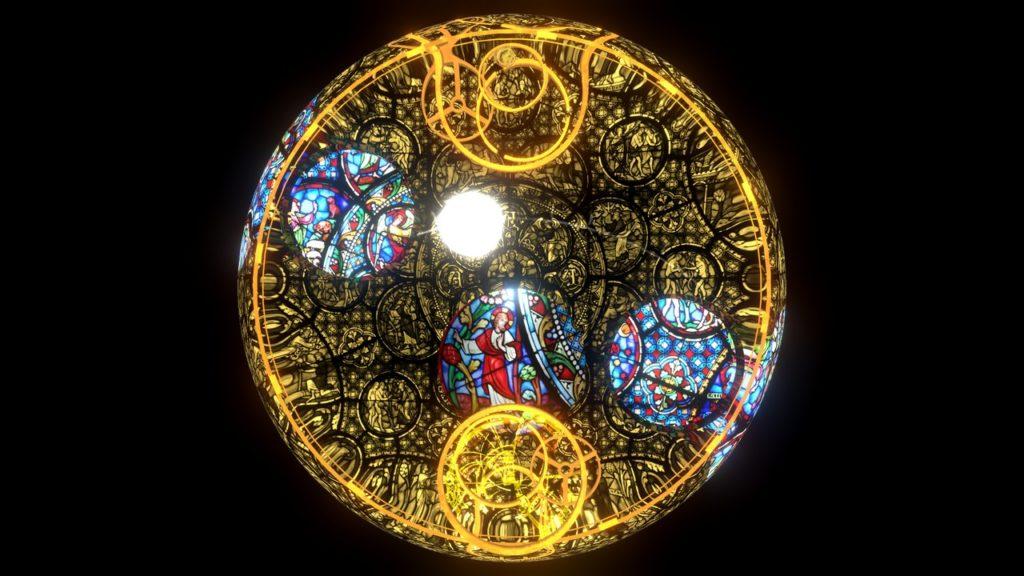 Horloge-ouverte-Notre-Dame-Dijon - Senarius