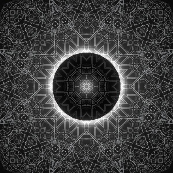 Eclipse - Senarius, #fractal, #digitalart